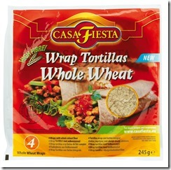 CASA FIESTA Tortillas Integrali Morbide - 4 pz