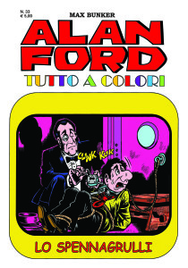 ALAN FORD COLORE N.33