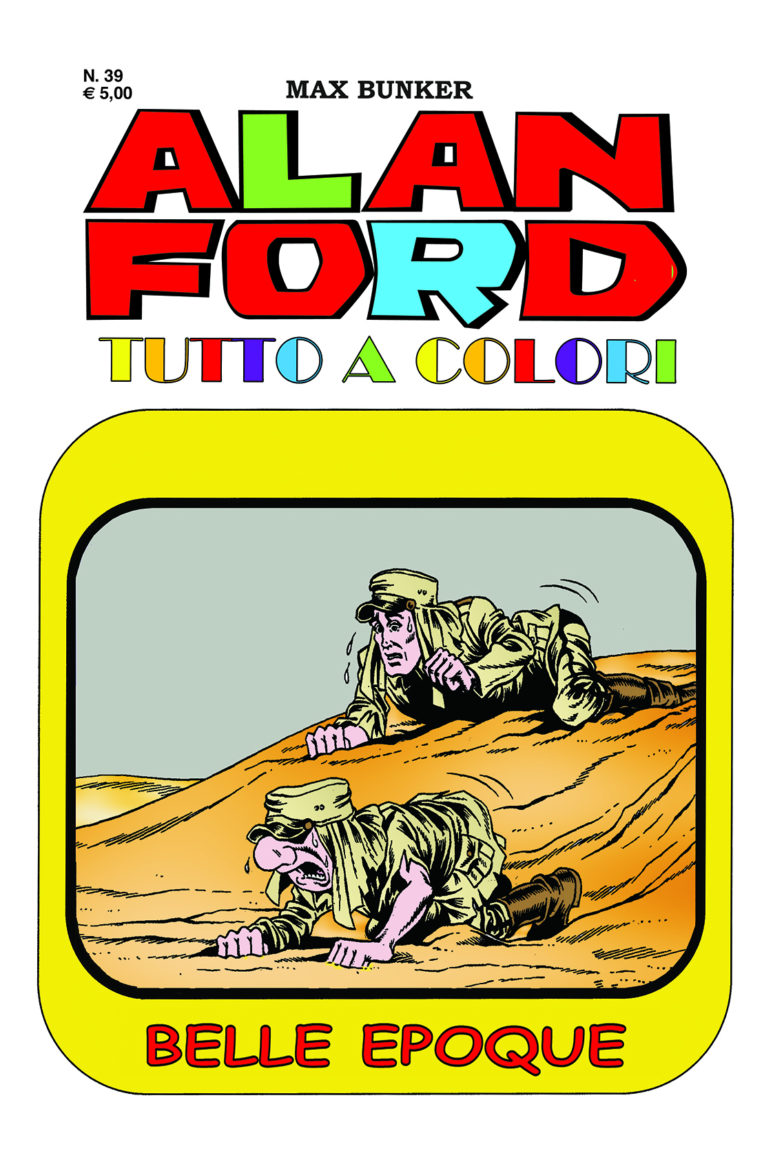 Alan Ford TNT 39 - Belle Epoque