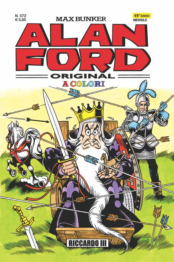Alan Ford Original 572