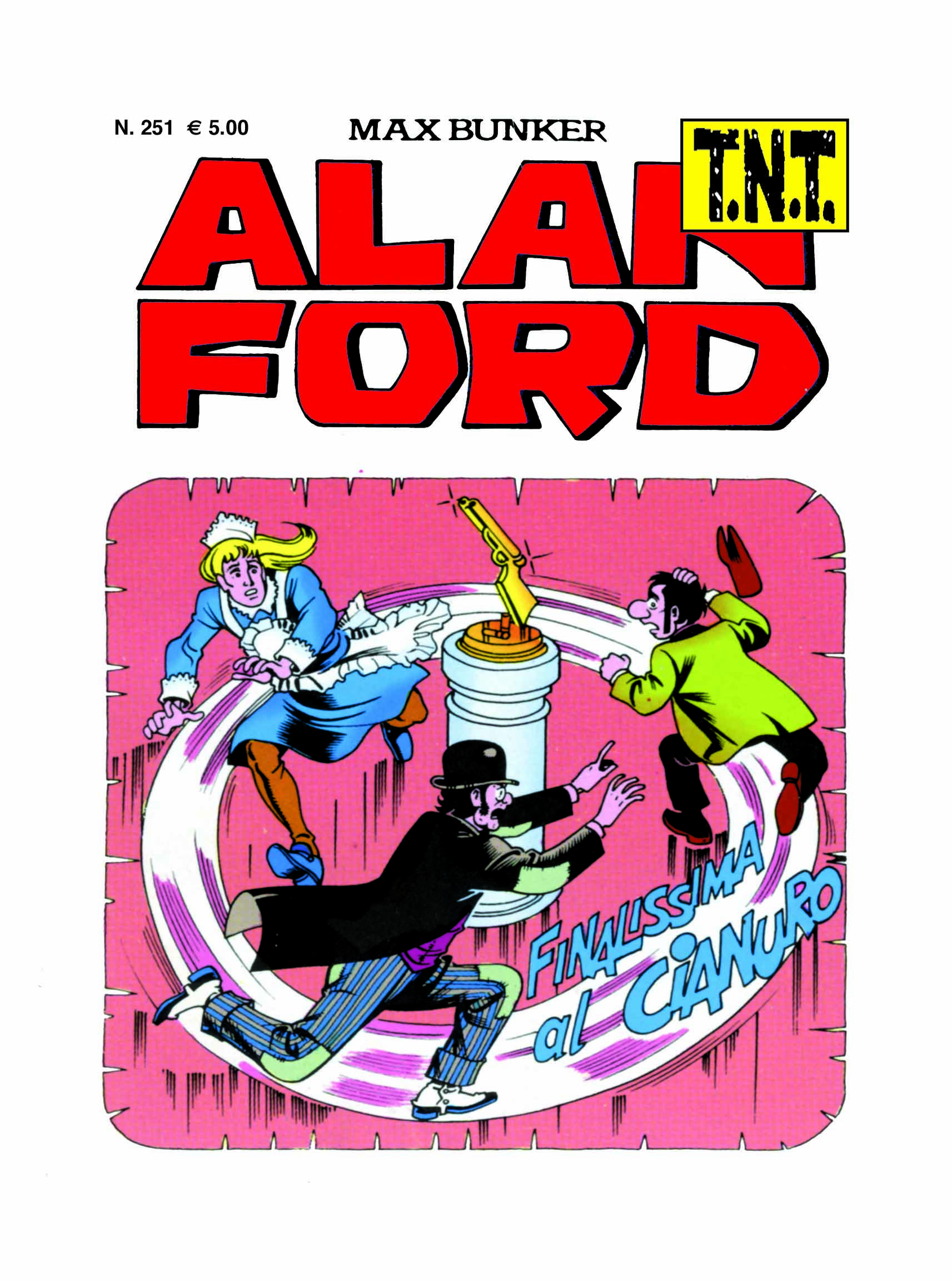 Alan Ford TNT 251
