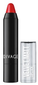 VELVET MATT LIPSTICK_04_LUXURIOUS RED