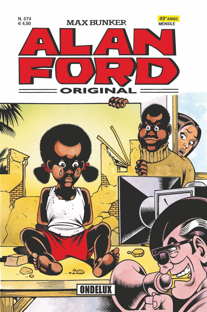 Alan Ford Original n. 574