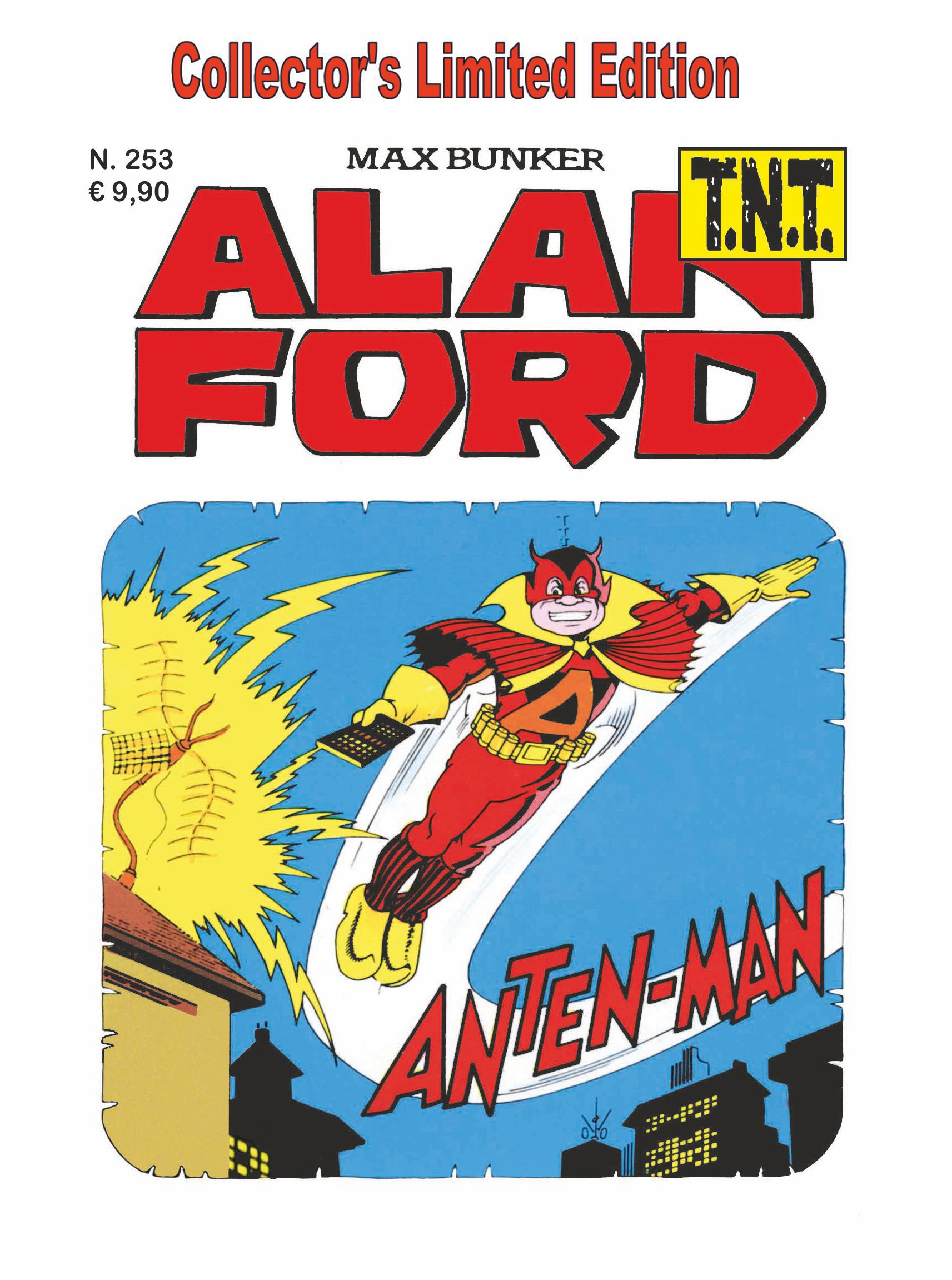 Alan Ford TNT n. 253