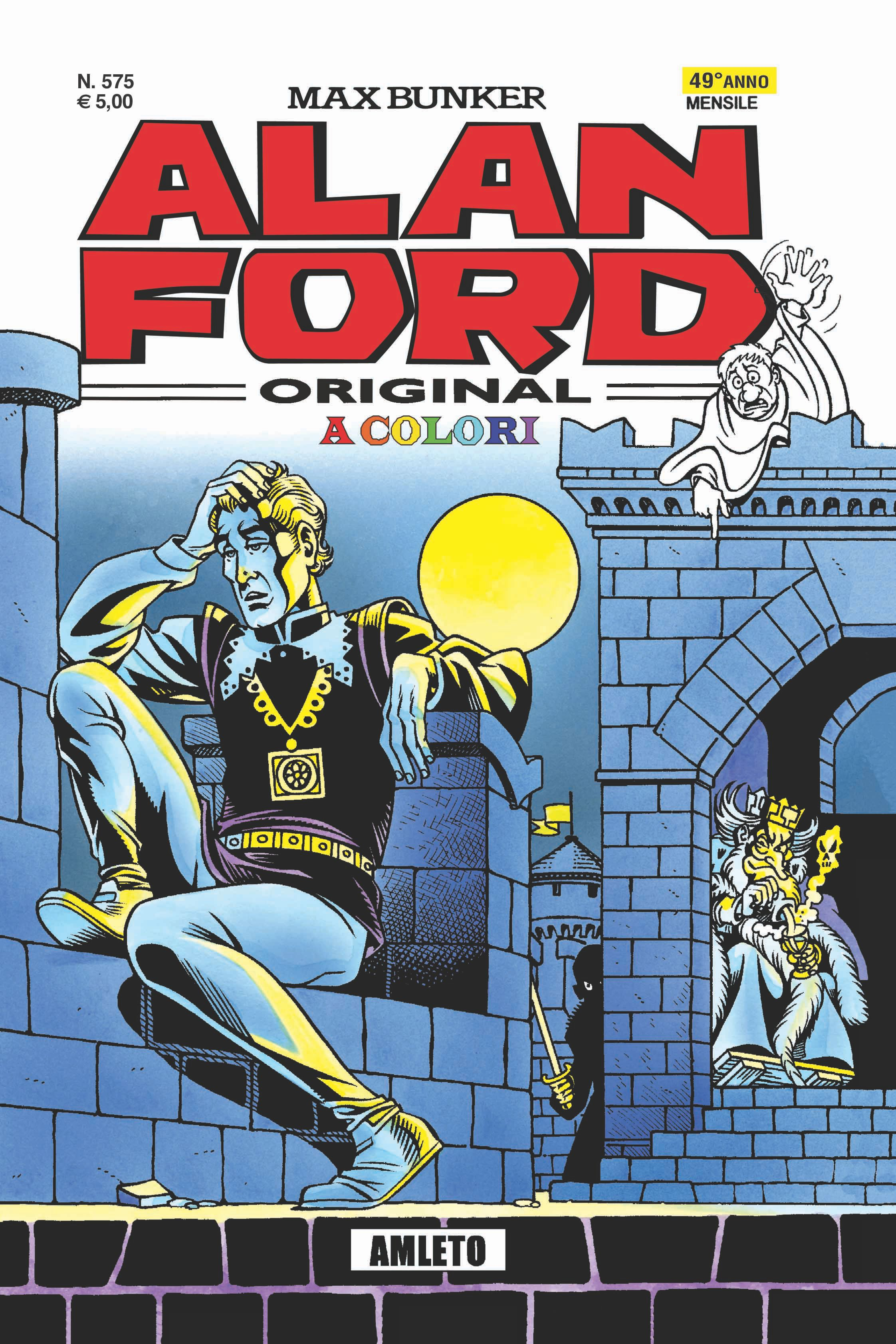 Alan Ford Original 575