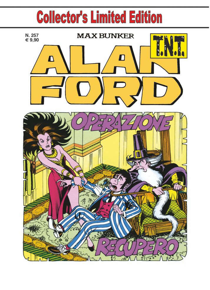 ALAN FORD TNT  n. 257