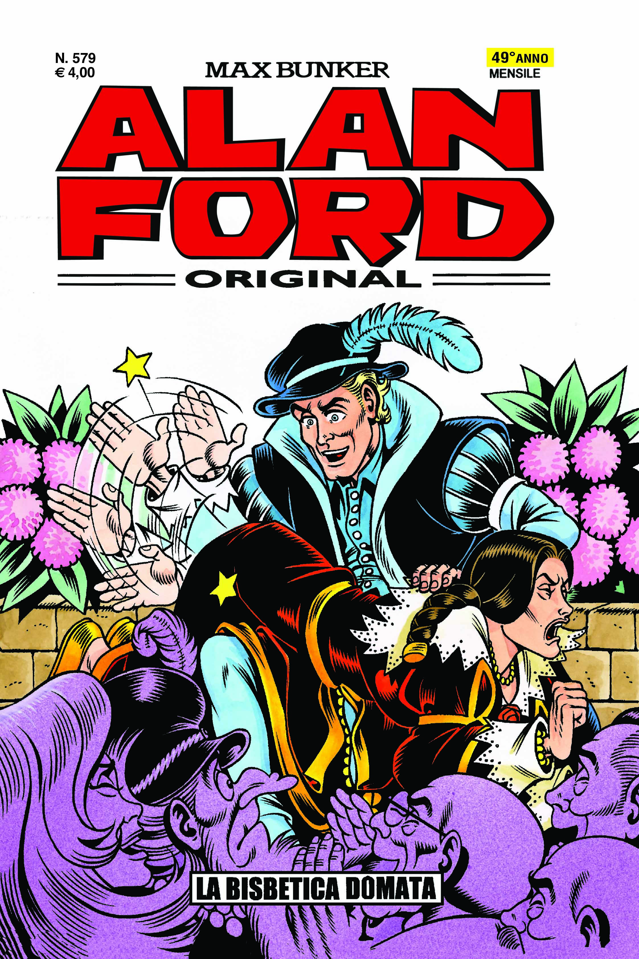 Alan Ford Original n. 579