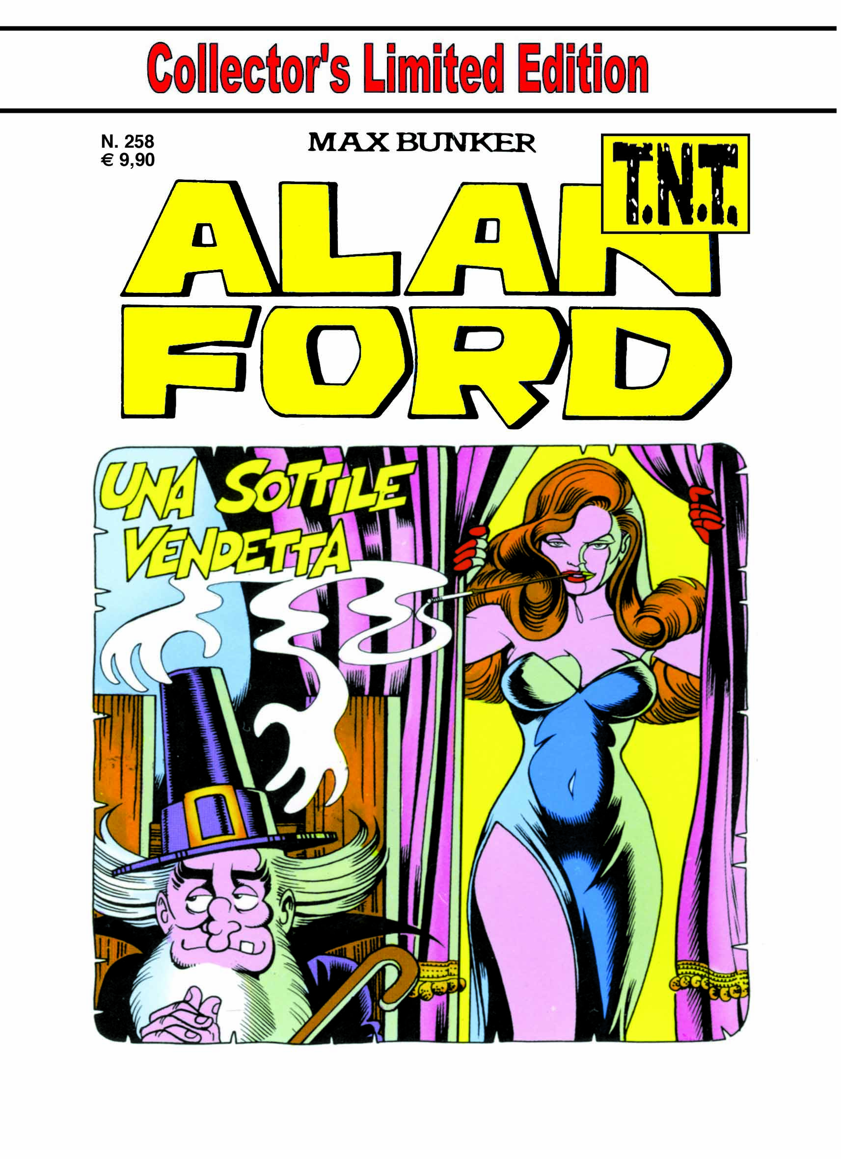 Alan Ford TNT n. 258