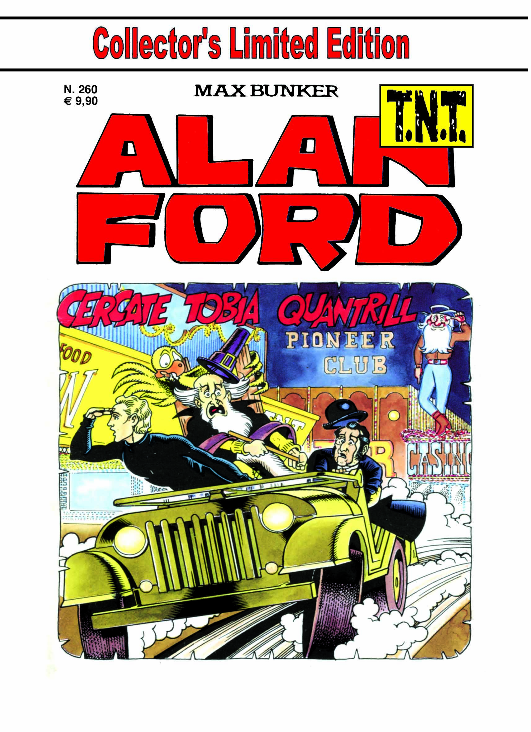 Alan Ford TNT n. 260
