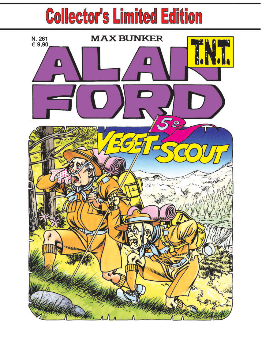 Alan Ford TNT N.261