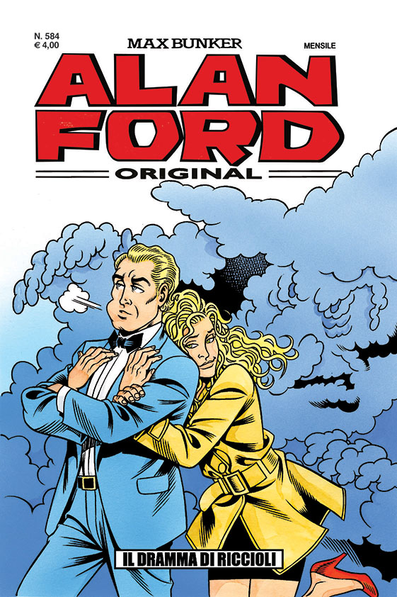 Alan Ford Original N. 584