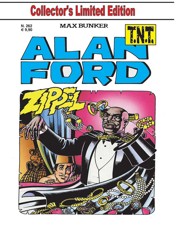 Alan Ford TNT N. 263