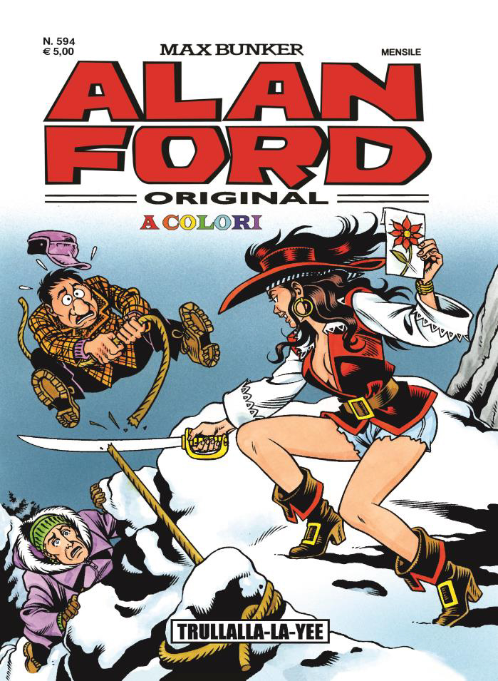 Alan Ford Original 594