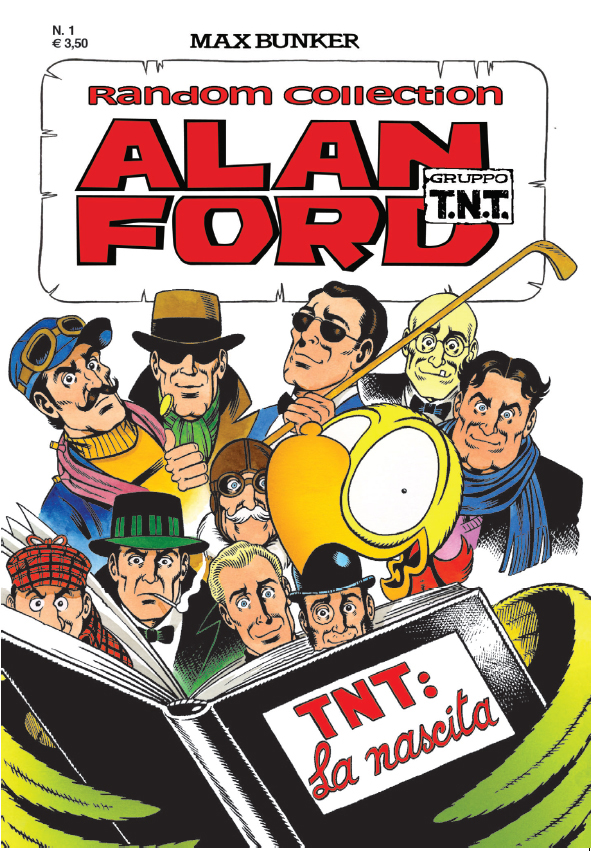 Alan Ford TNT Random
