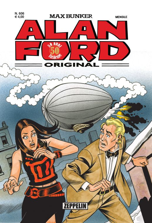 Alan Ford Original n. 606
