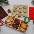 Preparare dolci per Natale con i bambini è una cosa veramente meravigliosa…. Silikomart ci aiuta con i nuovi stampi per biscotti che possono essere appesi all'albero. Novità assoluta lo stampo […]