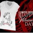 Relish festeggia San Valentino con la Tshirt Limited Edition Happy Valentine's Day, rigorosamente bianca, in morbido cotone, scollo V e manica corta, stampa cartoon bianco e nero con immancabili accenni […]
