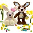 MINNIE E TOPOLINO AL PROFUMO DI CIOCCOLATO Per la prossima Pasqua è appena arrivata in tutti i Disney Store una dolcissima sorpresa: Topolino e Minnie al profumo di cioccolato. I […]