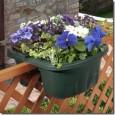 1- FIORIERA KLUNIA DOPPIA Nuovissima fioriera doppia da balcone, è provvista di agganci regolabili, da un minimo di 3 a un massimo di 13 cm, e di riserva d'acqua. […]