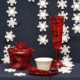 BELLE EPOQUE Set 2 tazzine con piattini, cucchiaini e zuccheriera Set 2 tazzine caffè con zuccheriera. Il nuovo design del corpo tazza realizzato in porcellana bianca è piacevolmente rétro ed […]