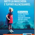 Dal 25 gennaio al 9 febbraio l'Acquario di Genova regala a tutti i bambini mascherati la metà del biglietto Laboratori e animazioni a tema all'Acquario di Genova, al Galata Museo […]