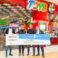 """Toys Center e Bimbo Store hanno raccolto oltre 153.000 euro a sostegno de """"i Bambini delle Fate"""" per il progetto Banca del Tempo Sociale, a beneficio di bambini e ragazzi […]"""