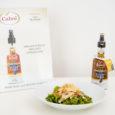 1 petto di pollo 1 lattuga romana 1 carota grande 80 g di Parmigiano Reggiano 2+1 cucchiai Olio extra vergine d'oliva Sale e pepe nero Condimento Calvé a base di […]