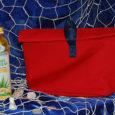Fresh lunchbag iso M una piccola borsa termica, elegante che mantiene caldo o freddo il pranzo o la merenda. La chiusura è facilitata dalla presenza del velcro e il nastrino […]