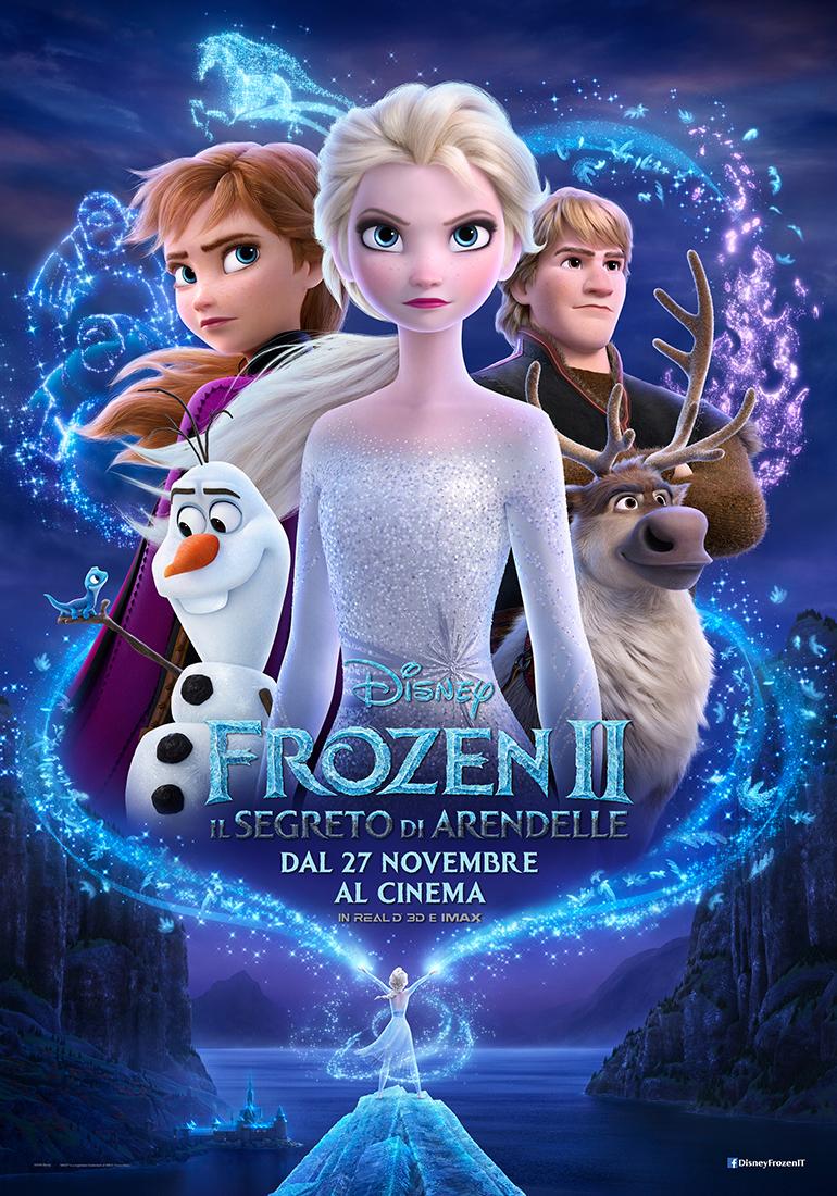 Frozen2 Il Segreto di Arendelle