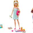 Barbie goes mindful! La collezione insegna alle bambine la routine quotidiana per ottenere il benessere emotivo e include tre temi chiave: riposo, benessere fisico e cura di sé. Barbie, icona […]