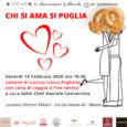 """""""Un cuore"""" di Puglia per San Valentino a Milano –14 Febbraio 2020 ore 18:30 Lezione di cucina tipica Pugliese, con cena di coppia a fine serata Aperitivo di benvenuto: Polpettine […]"""