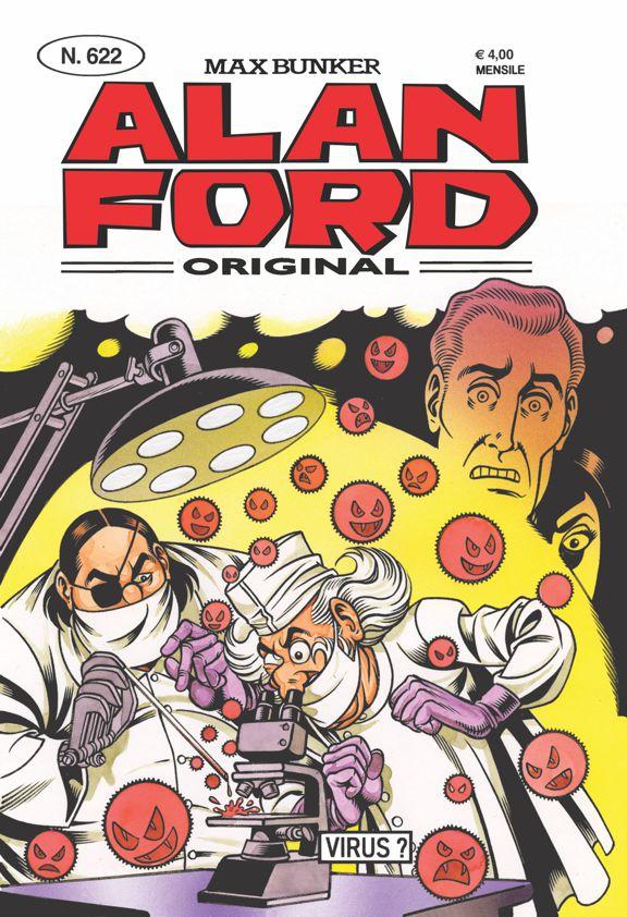 Alan Ford n.  622